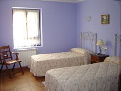 Habitacion de apartamento